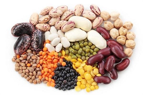 Các loại đậu cung cấp nhiều chất đạm cho cơ thể