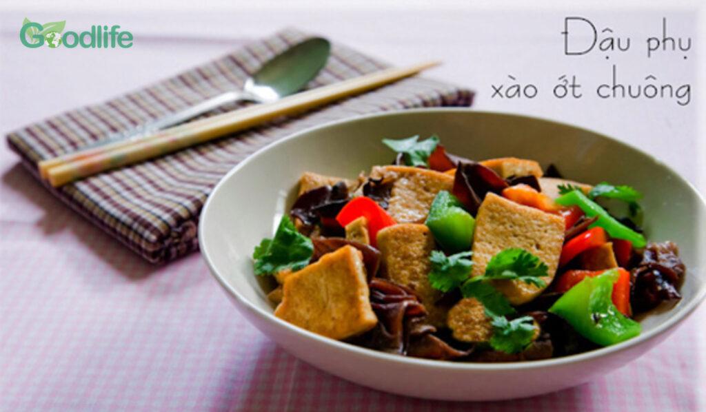 thực đơn cho ngày ăn chay