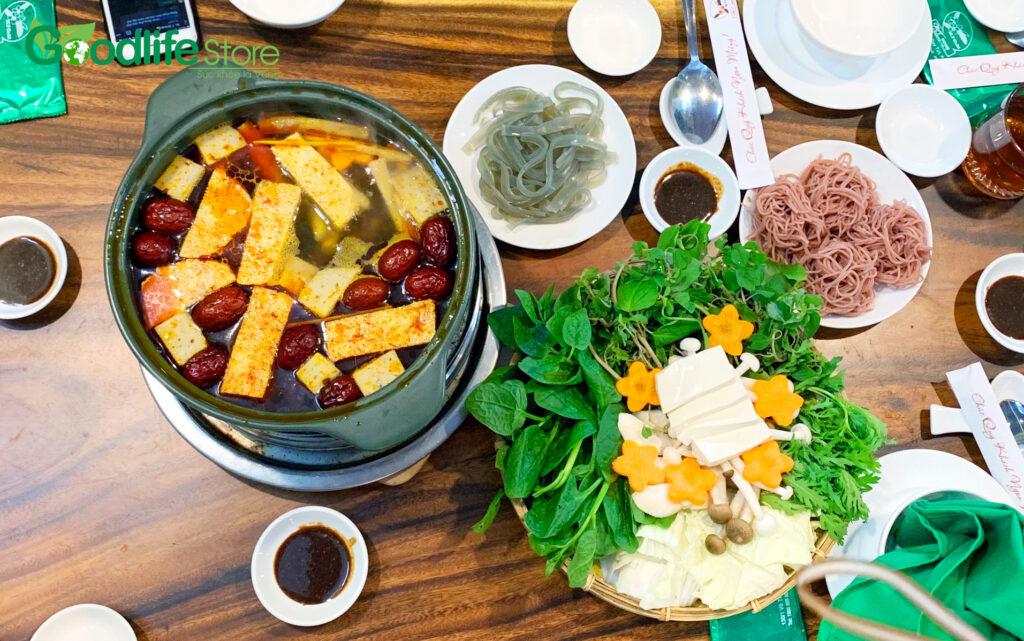 Nha Hang chay Goodlife Vung Tau