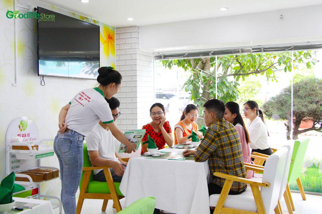 Nhà hàng chay Vũng Tàu