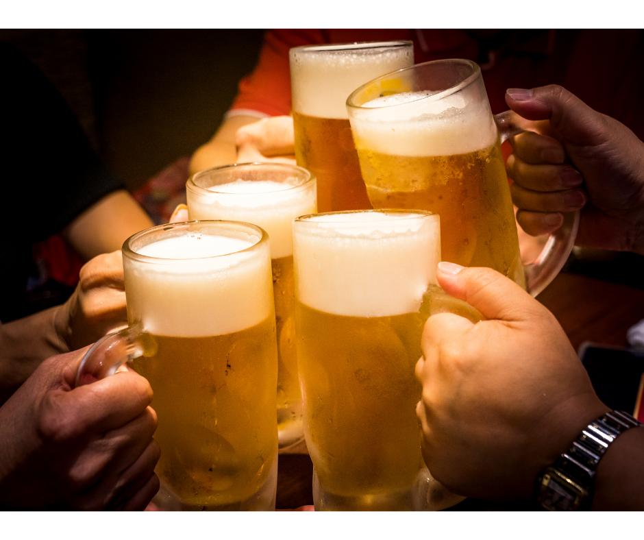 Ăn chay có được uống bia không ?